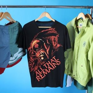 Other - All That Remains Band T-Shirt
